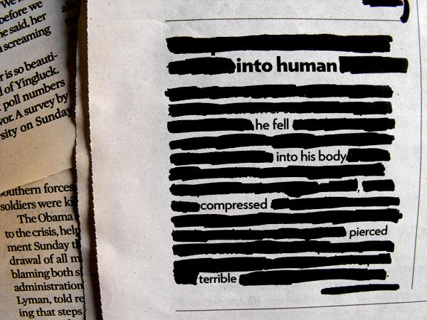 into human